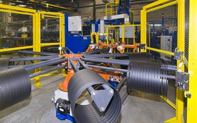 Tyre Manufacturing Plant
