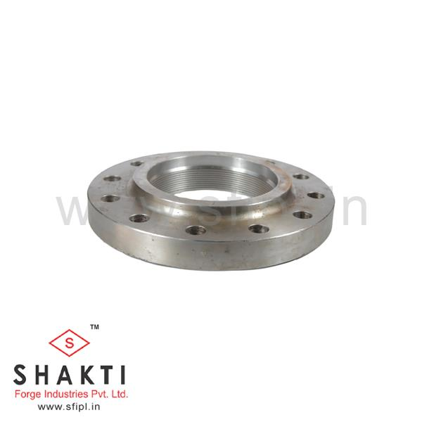 Threaded Flanges  (Raised Face / Flate Face)