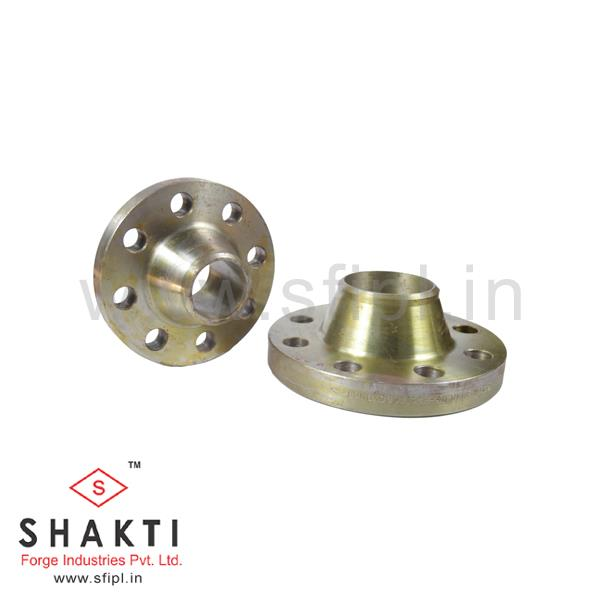 Weld-Neck Flanges (Raised Face / Flate Face)