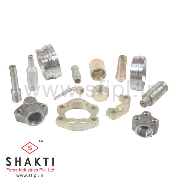 Precision Components for high pressure Hydraulic application